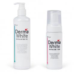 Dead Skin Remover | Dry Skin Remover | Derma White Exfoliating Gel
