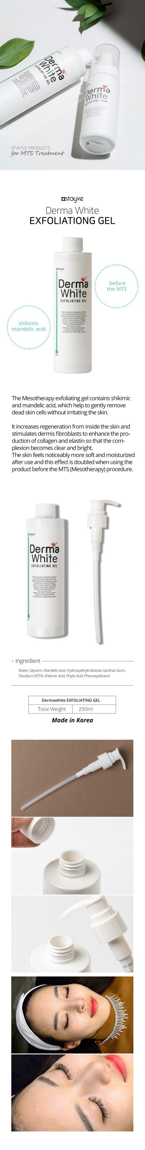 Dry Skin Remover | Dead Skin Remover | Stayve Exfoliating Gel